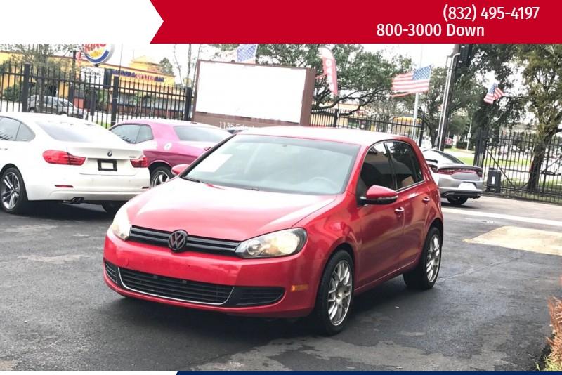 Volkswagen Golf 2013 price $4,995