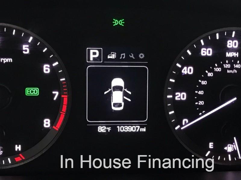 Hyundai Sonata 2016 price $13,998