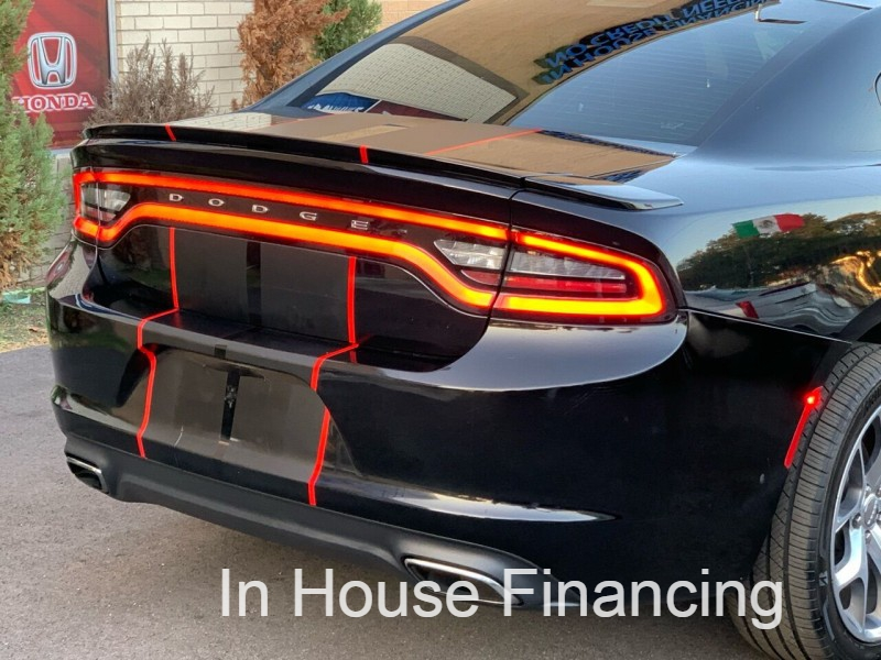 Dodge Charger 2017 price $22,998