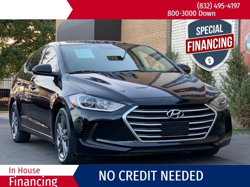Hyundai Elantra 2017 price $1