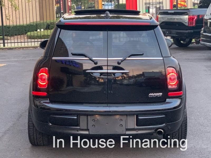 MINI Cooper Clubman 2012 price $7,995