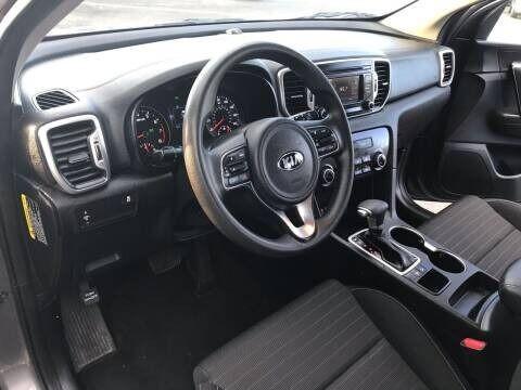 Kia Sportage 2018 price $12,995