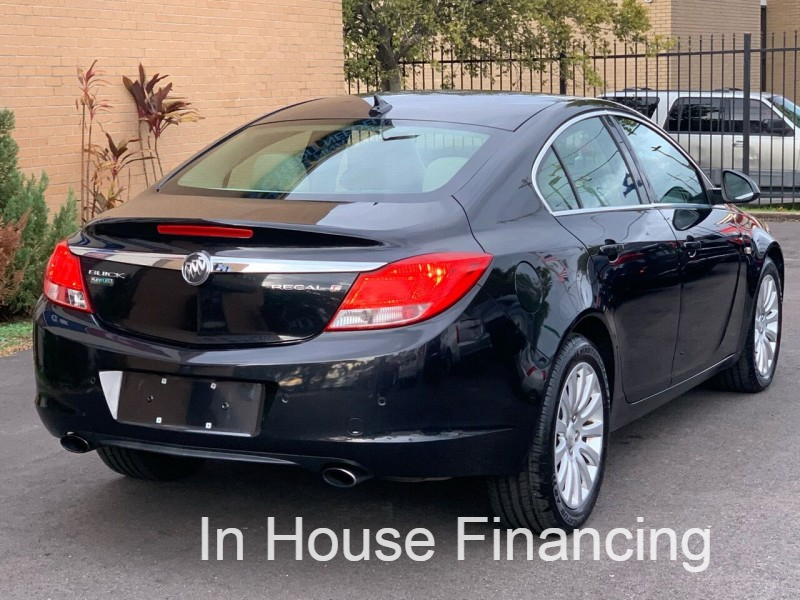 Buick Regal 2011 price $11,998