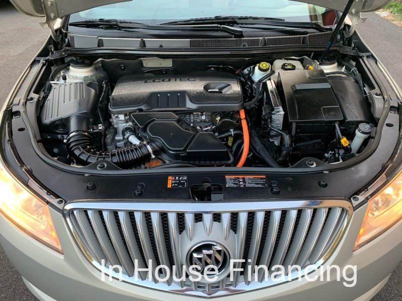 Buick LaCrosse 2012 price $12,998