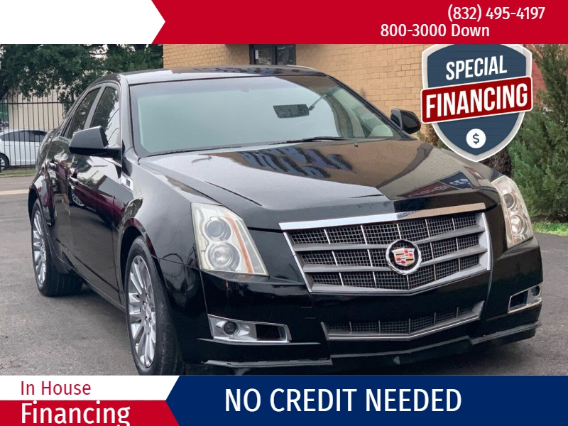 Cadillac CTS 2012 price $12,998