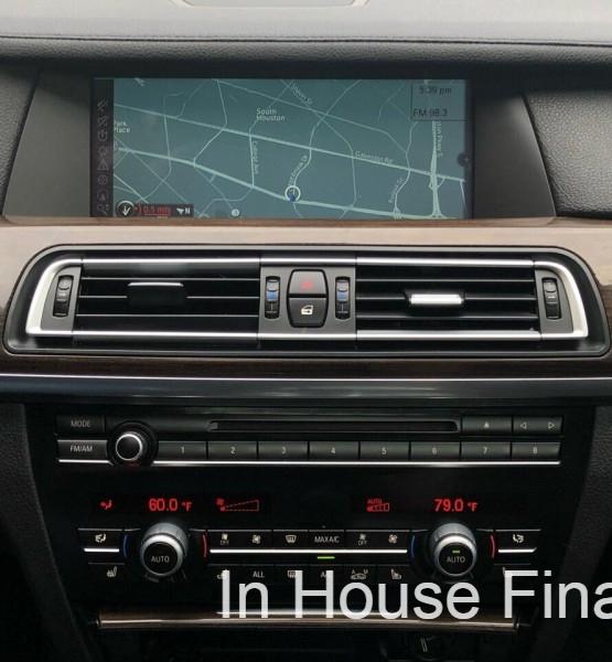 BMW 7 Series 2011 price $16,596