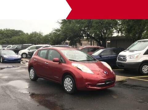 Nissan LEAF 2014 price $5,995