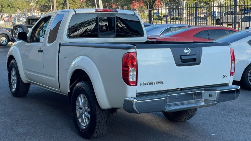 Nissan Frontier 2017 price $14,995