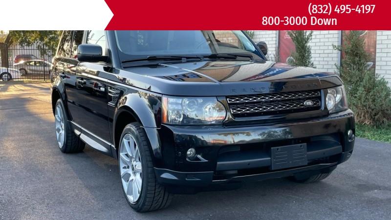 Land Rover Range Rover Sport 2013 price $15,995