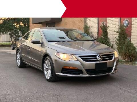 Volkswagen CC 2012 price $5,995