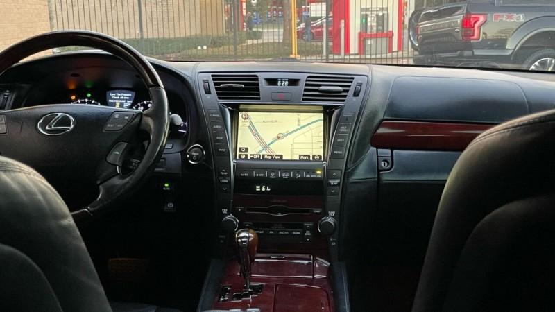 Lexus LS 600h L 2008 price $8,995