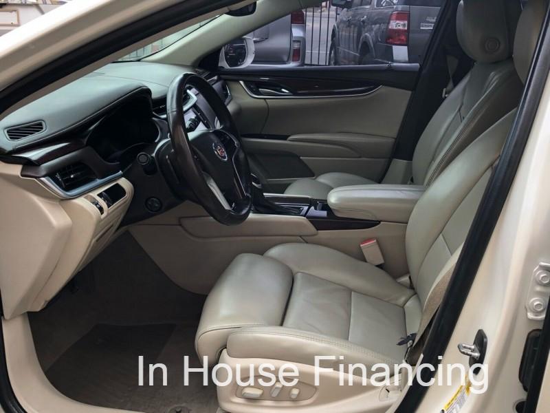 Cadillac XTS 2013 price $12,995