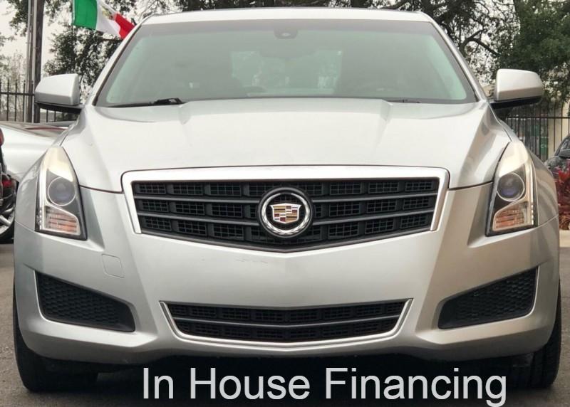 Cadillac ATS 2013 price $1