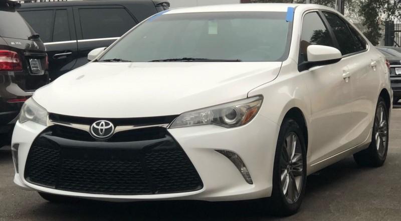 Toyota Camry 2016 price $10,995