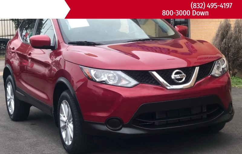Nissan Rogue Sport 2017 price $16,995