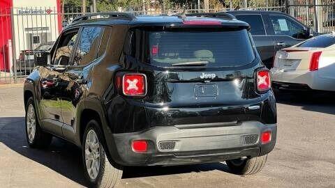 Jeep Renegade 2017 price $17,996
