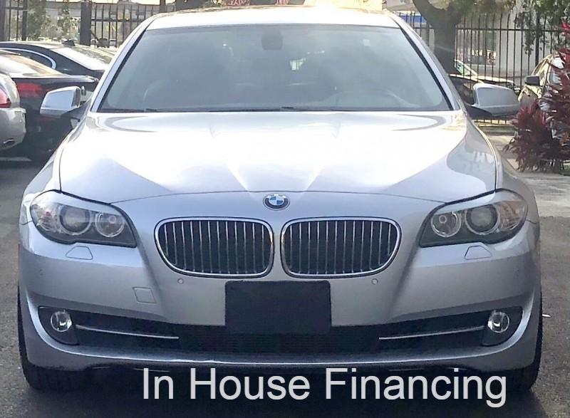 BMW 5 Series 2011 price $14,998
