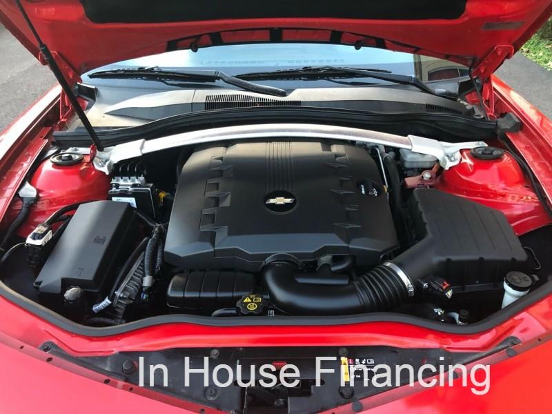 Chevrolet Camaro 2015 price $13,998