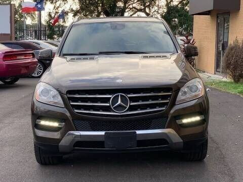 Mercedes-Benz M-Class 2012 price Call for Pricing.