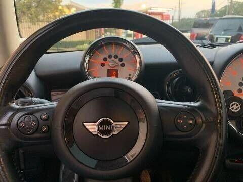 MINI Cooper Clubman 2012 price $7,495