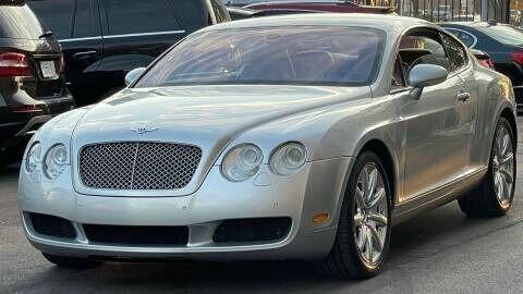 Bentley Continental 2005 price $31,995