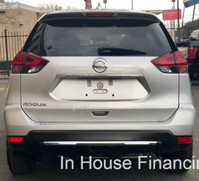 Nissan Rogue 2018 price Call for Pricing.