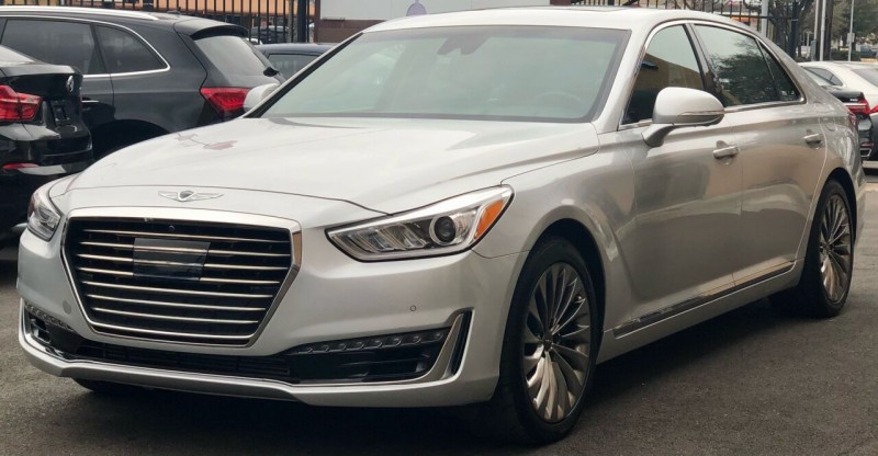 Genesis G90 2017 price Call for Pricing.