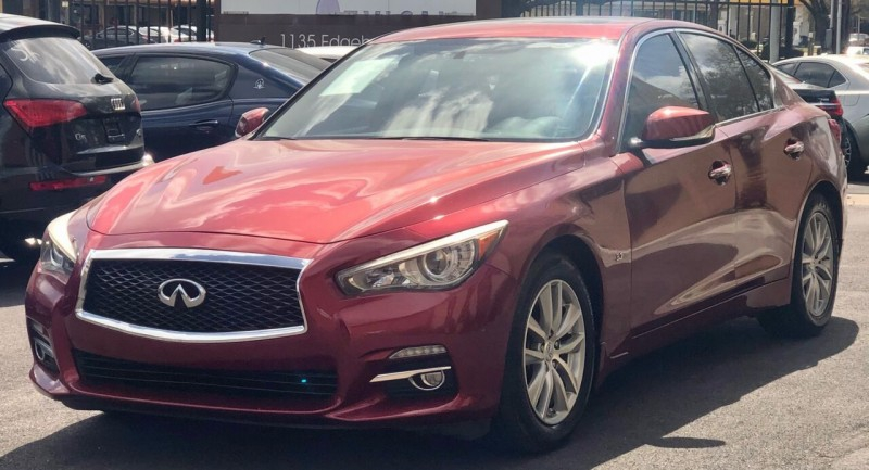 Infiniti Q50 2015 price Call for Pricing.