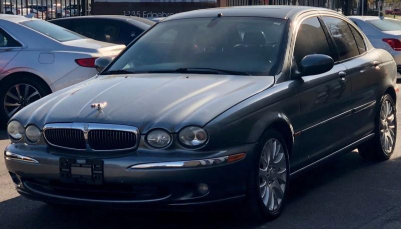 Jaguar X-Type 2003 price $5,995