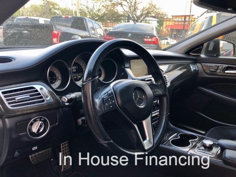 Mercedes-Benz CLS 2014 price $21,995