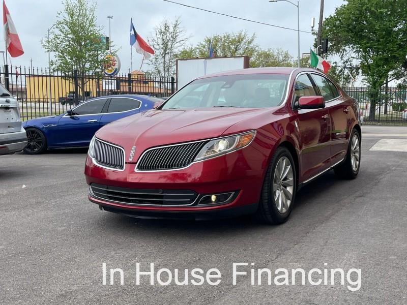 Lincoln MKS 2013 price $17,996