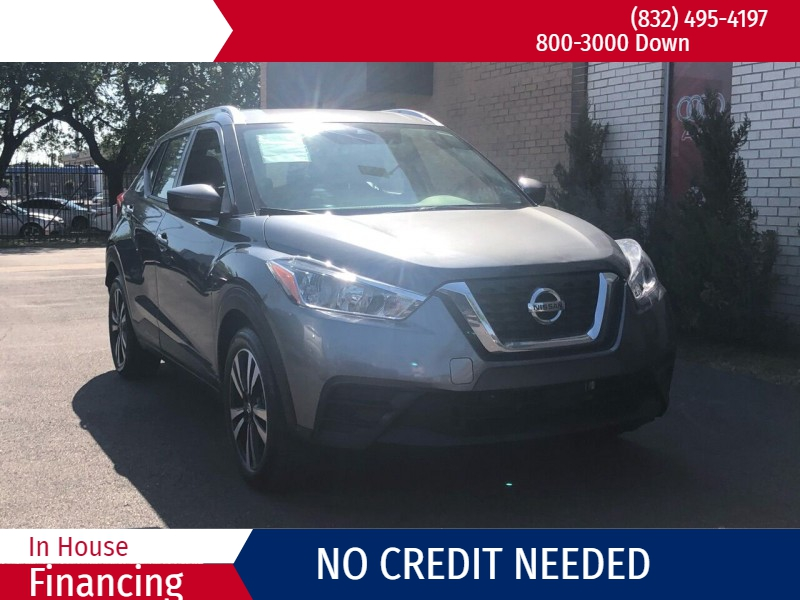 Nissan Kicks 2020 price Call for Pricing.