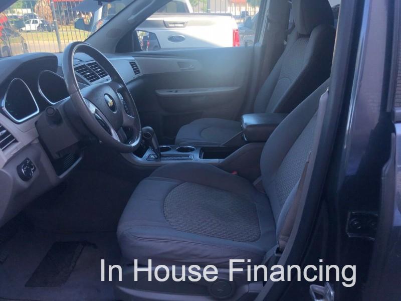 Chevrolet Traverse 2012 price $7,500