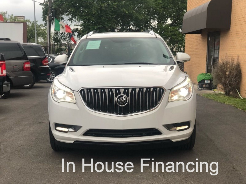 Buick Enclave 2017 price $24,998