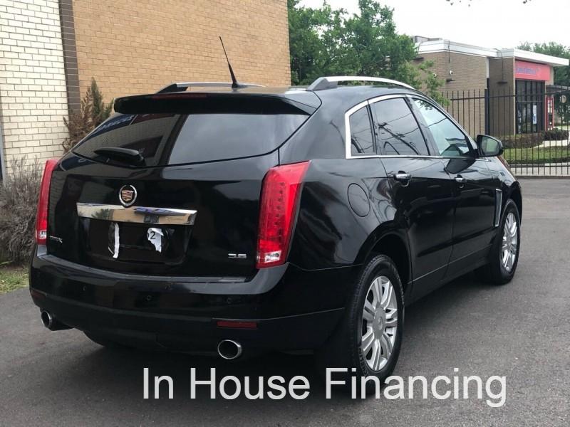 Cadillac SRX 2014 price $16,998