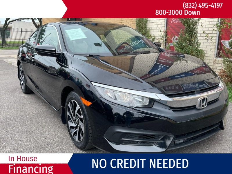 Honda Civic Coupe 2016 price Call for Pricing.