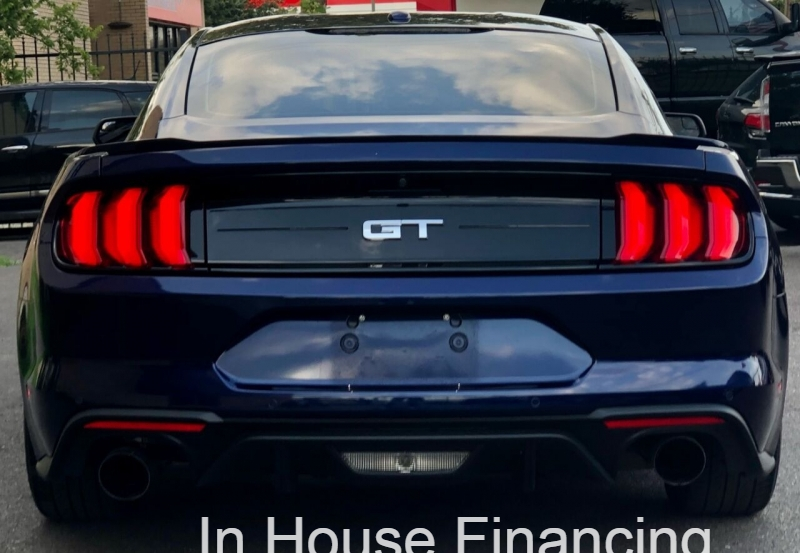 Ford Mustang 2018 price $39,995