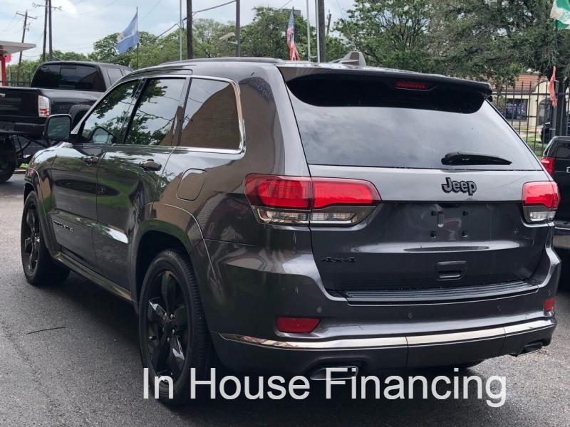 Jeep Grand Cherokee 2016 price $39,995