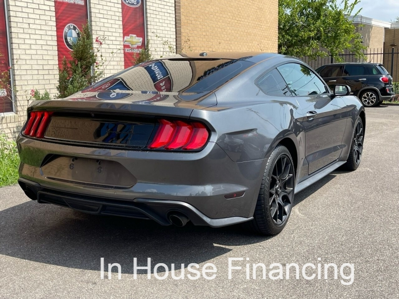 Ford Mustang 2018 price $27,995