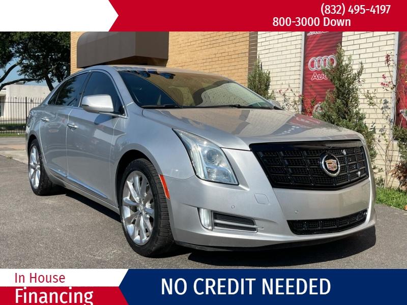 Cadillac XTS 2014 price $0