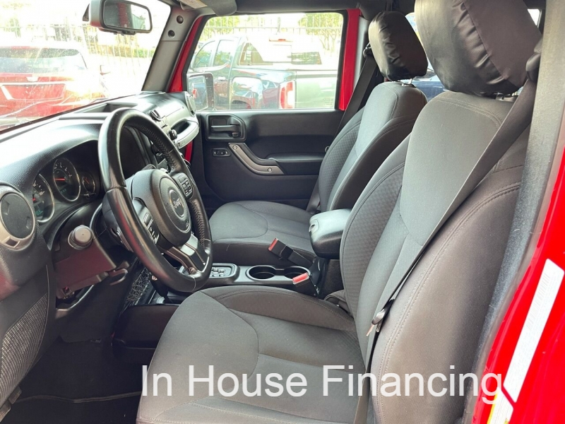 Jeep Wrangler Unlimited 2016 price $28,995
