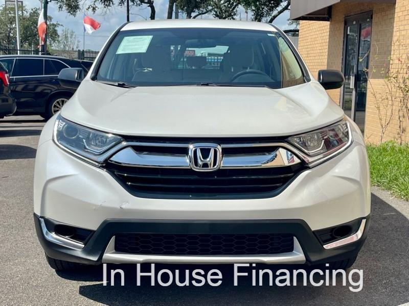 Honda CR-V 2018 price $0
