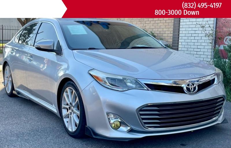 Toyota Avalon 2013 price $0