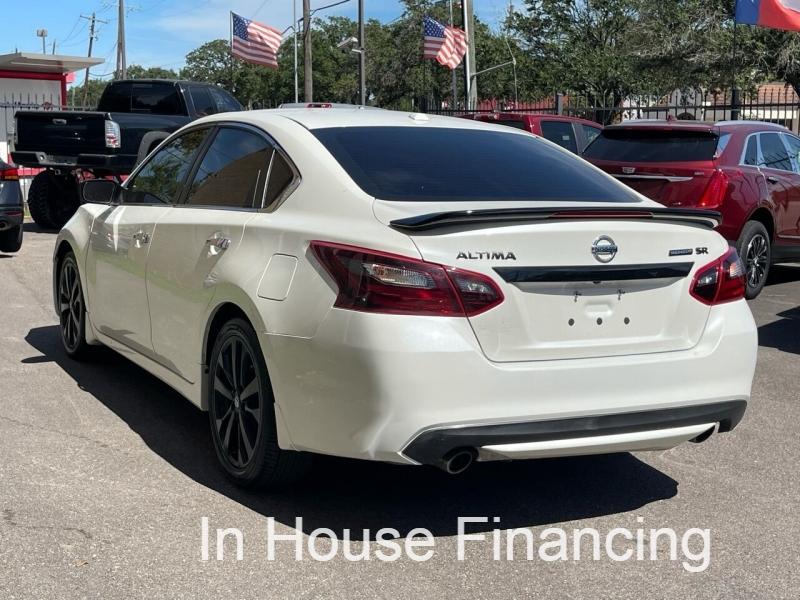 Nissan Altima 2018 price $0