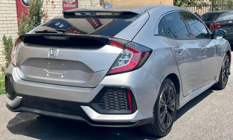 Honda Civic Hatchback 2018 price $0