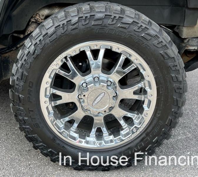 Hummer H2 2006 price $0