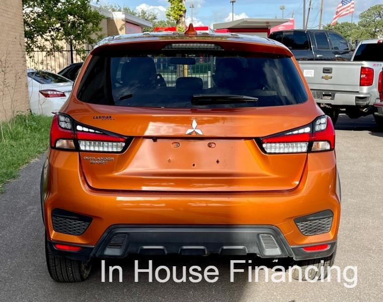Mitsubishi Outlander Sport 2020 price $0