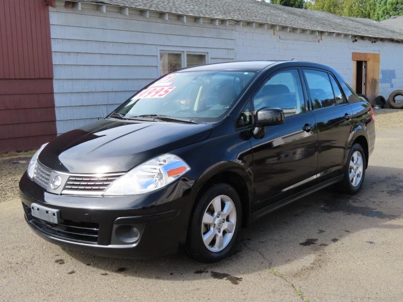 Nissan Versa 2009 price $4,995