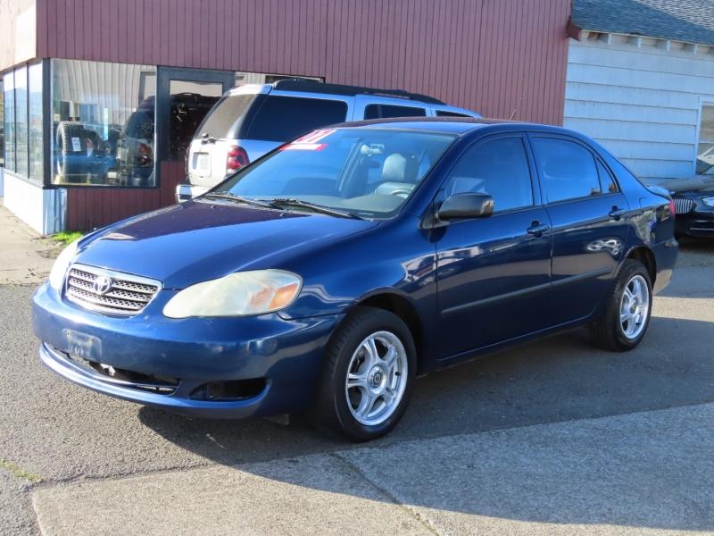 Toyota Corolla 2007 price $3,995