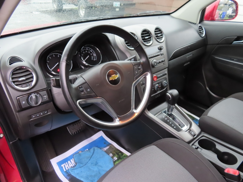 Chevrolet Captiva Sport Fleet 2014 price $7,995